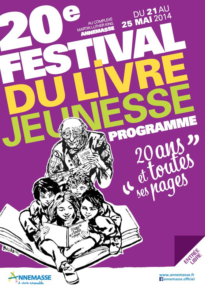 Festival-Livre-Jeunesse-annemasse-affiche